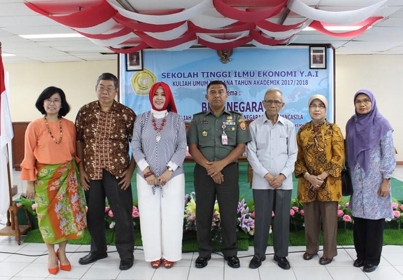 Kuliah Umum Perdana